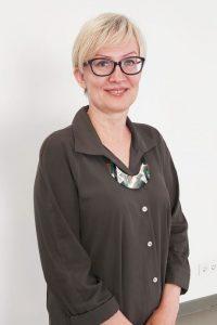 Erudito licėjaus mokytoja Gitana Puzinovienė