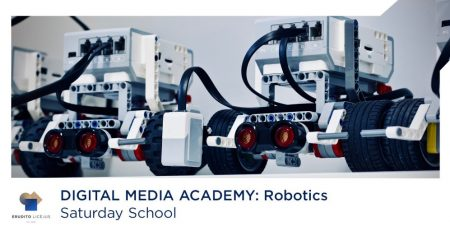 Digail media academy: robotics saturday school